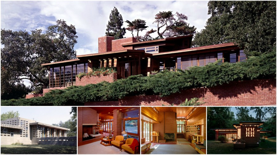 Seven hidden gems from frank lloyd wright s usonian period for Modern home builder magazine