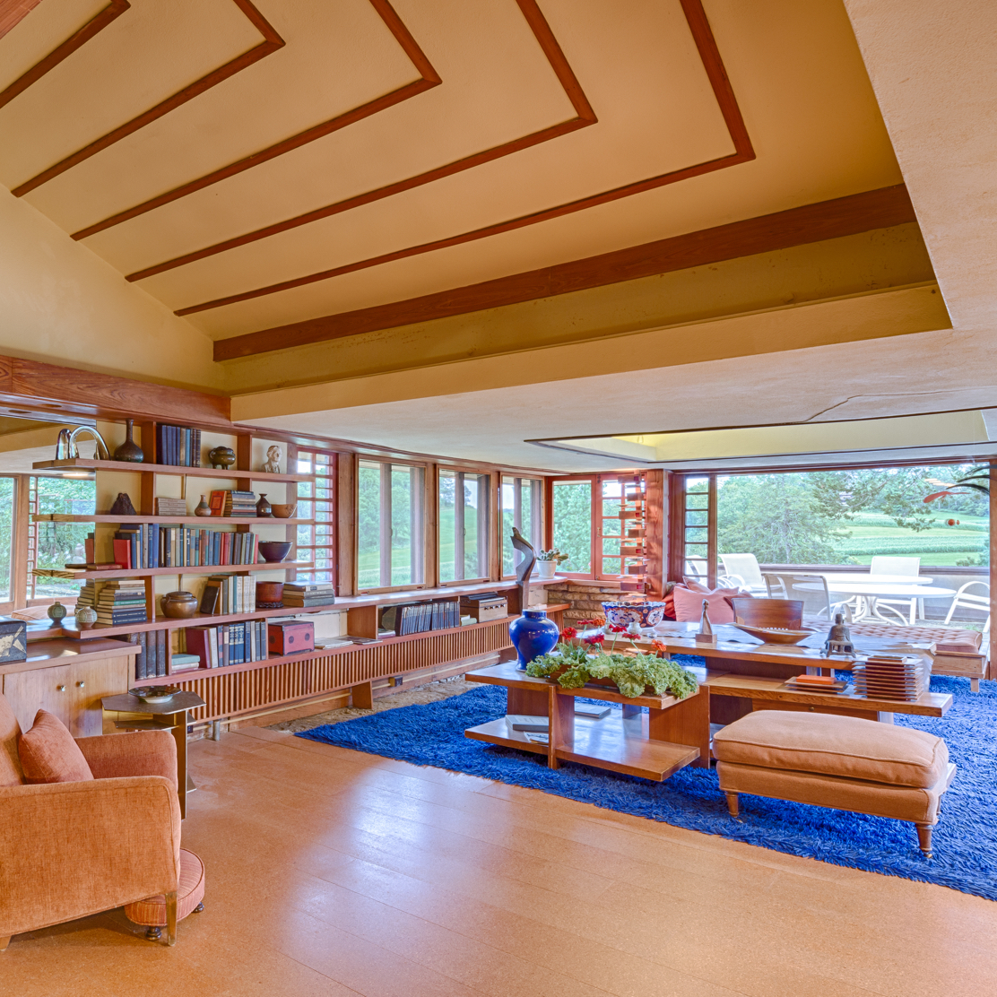 frank lloyd wright home interiors peek inside 7 iconic frank lloyd wright buildings frank 23770